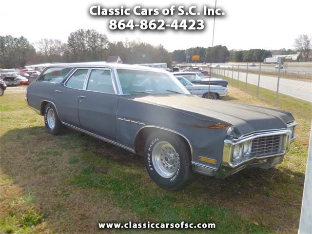 1970 Buick Estate Wagon (CC-1189370) for sale in Gray Court, South Carolina