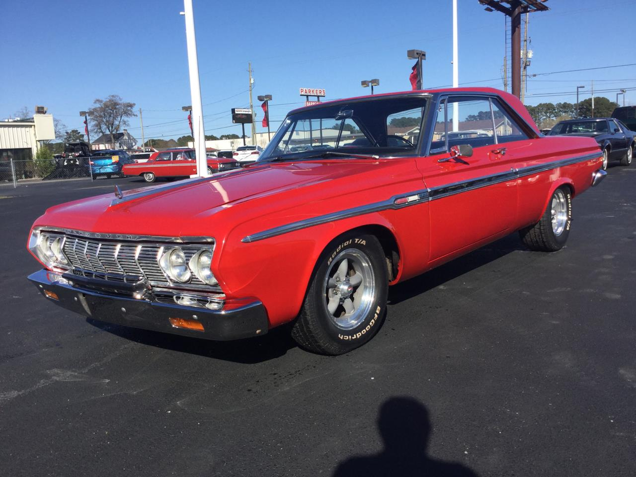 1964 Plymouth Fury (CC-1189421) for sale in Greenville, North Carolina