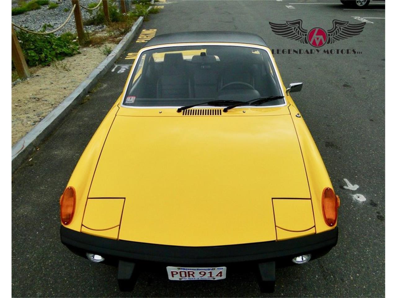 1973 Porsche 914 (CC-1189456) for sale in Beverly, Massachusetts