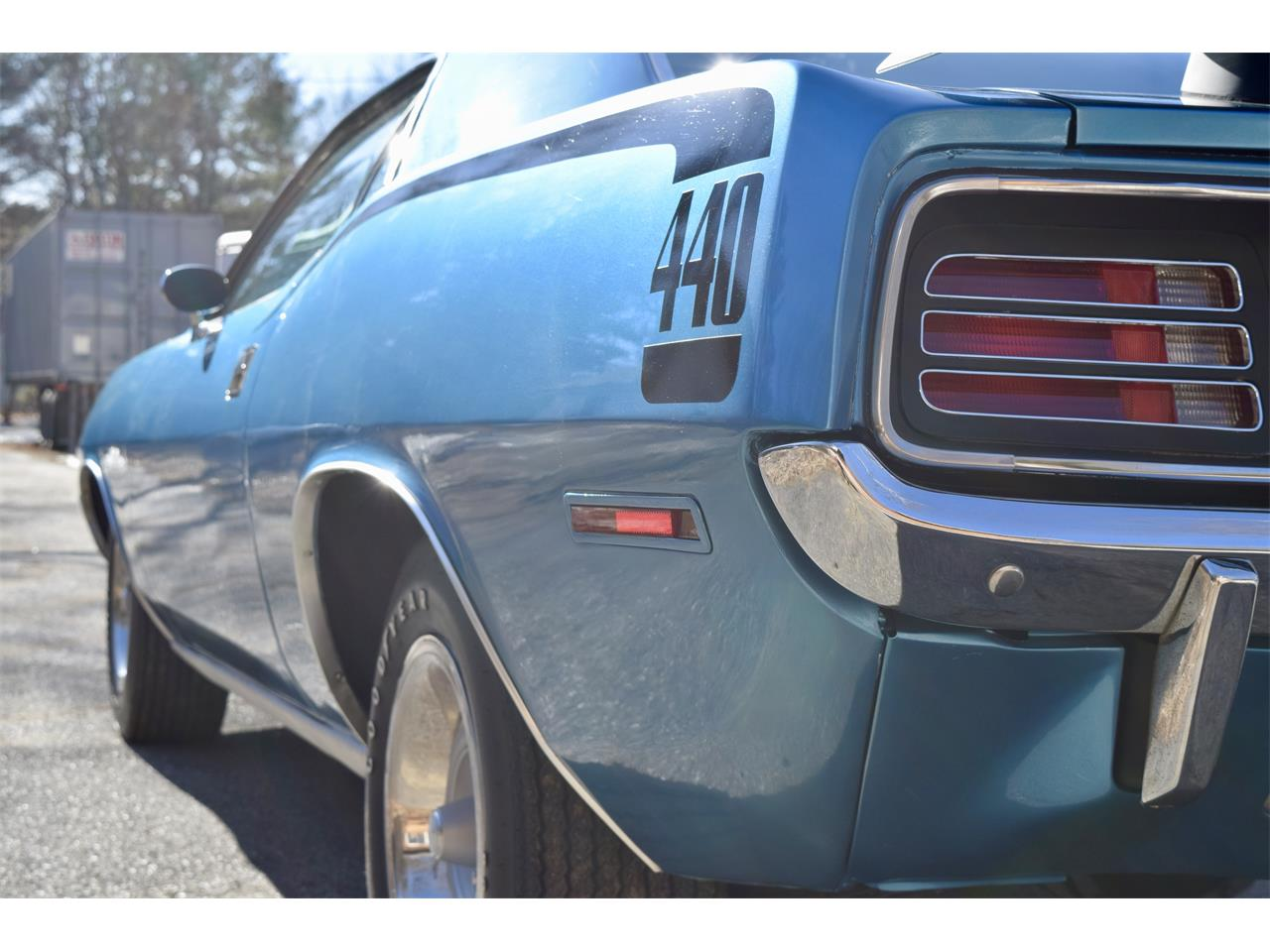 1970 Plymouth Cuda (CC-1189477) for sale in Stow, Massachusetts