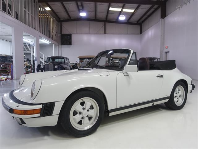 1986 Porsche 911 Carrera (CC-1189501) for sale in Saint Louis, Missouri