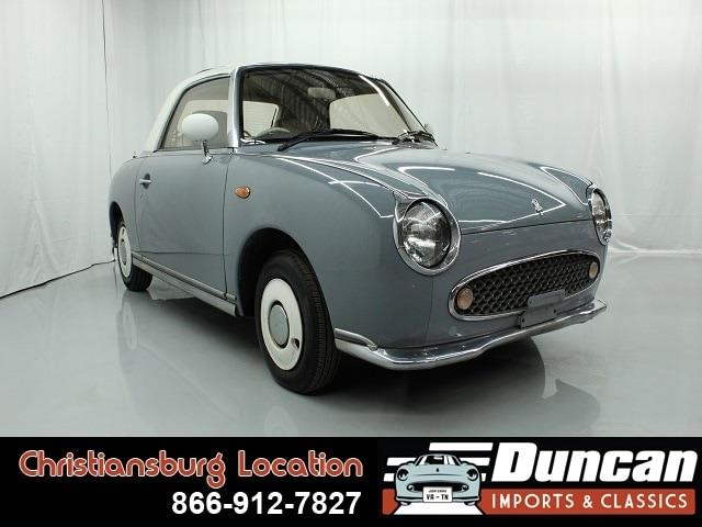 1991 Nissan Figaro (CC-1189526) for sale in Christiansburg, Virginia
