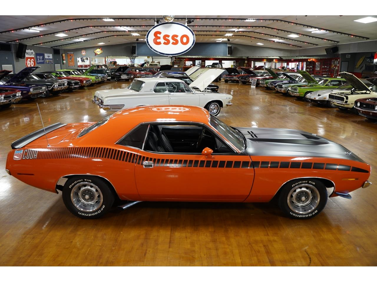 1970 Plymouth Cuda (CC-1189577) for sale in Homer City, Pennsylvania