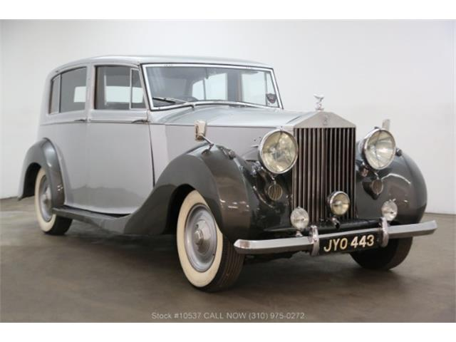 1947 Rolls-Royce Silver Wraith (CC-1189578) for sale in Beverly Hills, California