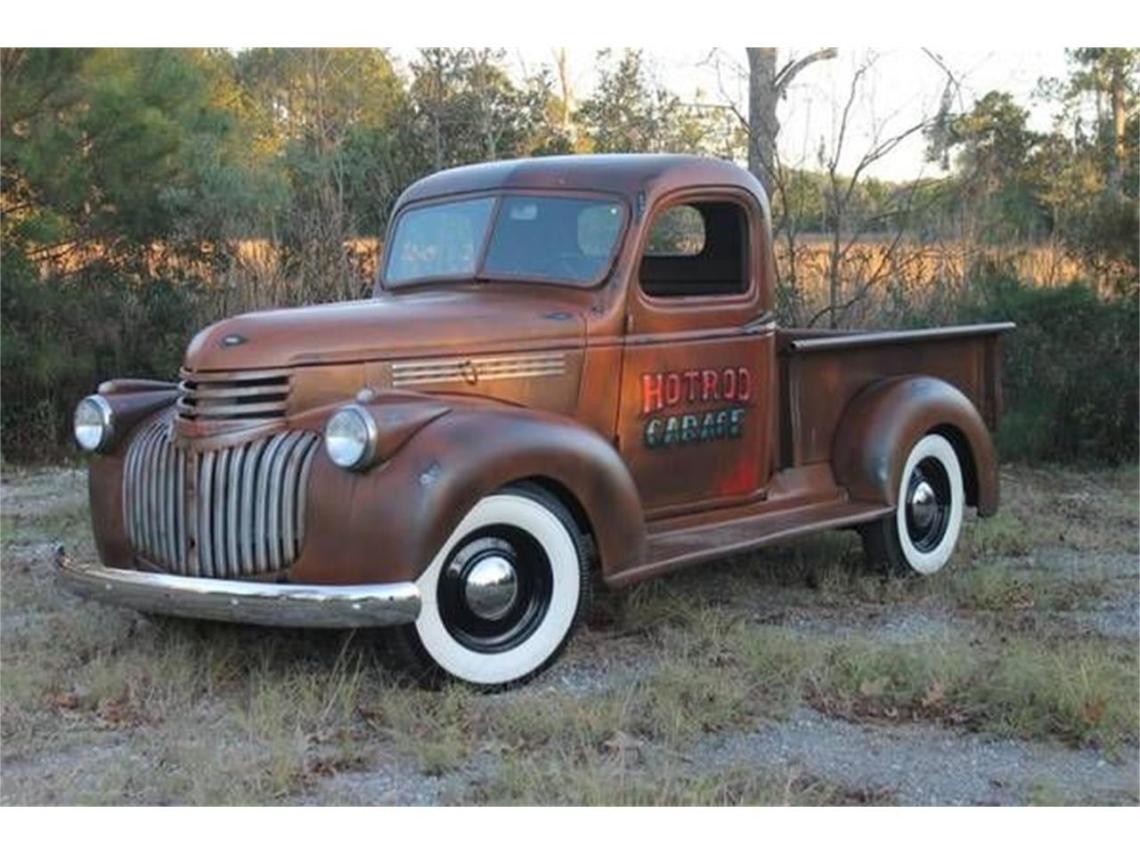 1942 Chevrolet Pickup For Sale Classiccars Com Cc 1189602