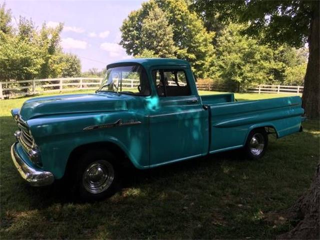 1958 Chevrolet 3100 (CC-1189655) for sale in Cadillac, Michigan