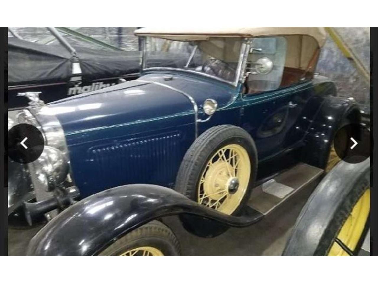 1929 Ford Model A (CC-1189702) for sale in Cadillac, Michigan