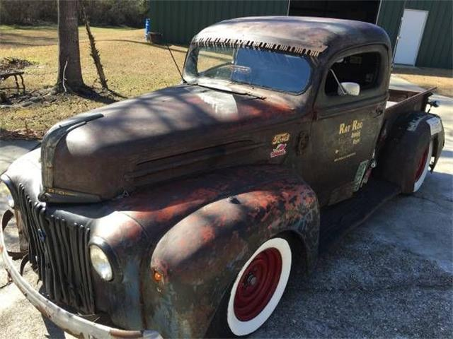 1946 Ford Rat Rod