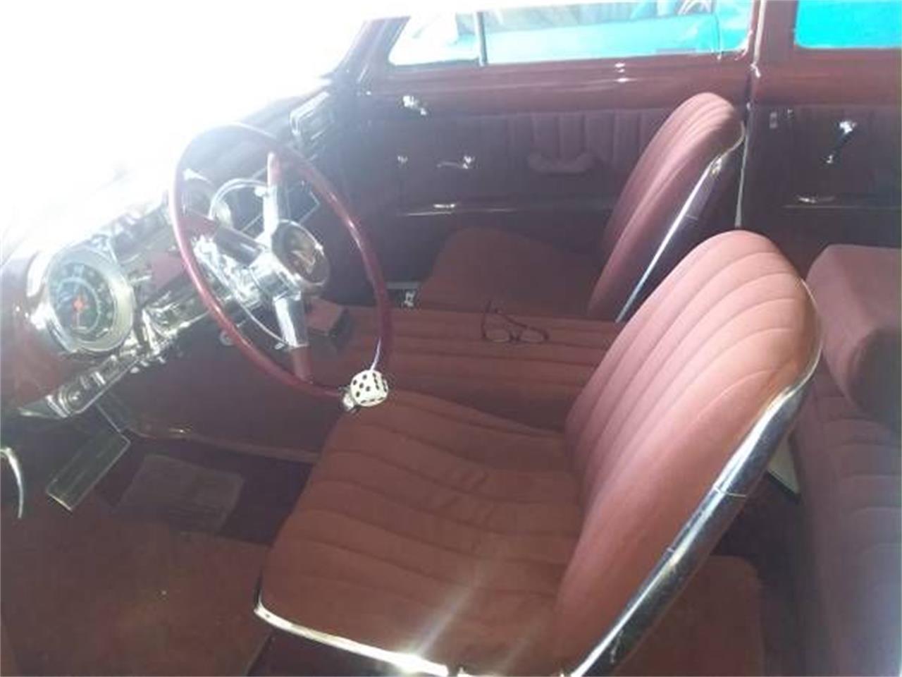 1951 Hudson Commodore (CC-1189717) for sale in Cadillac, Michigan