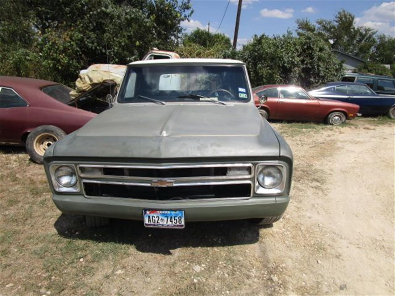 1967 Chevrolet Pickup (CC-1189721) for sale in Cadillac, Michigan
