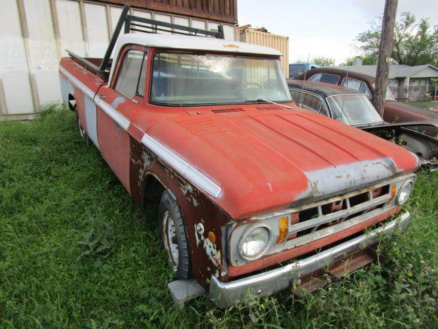 1968 Dodge Pickup (CC-1189722) for sale in Cadillac, Michigan