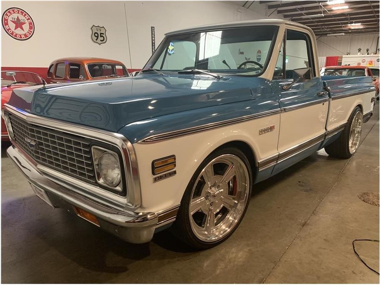 1972 Chevrolet Cheyenne (CC-1189821) for sale in Roseville, California