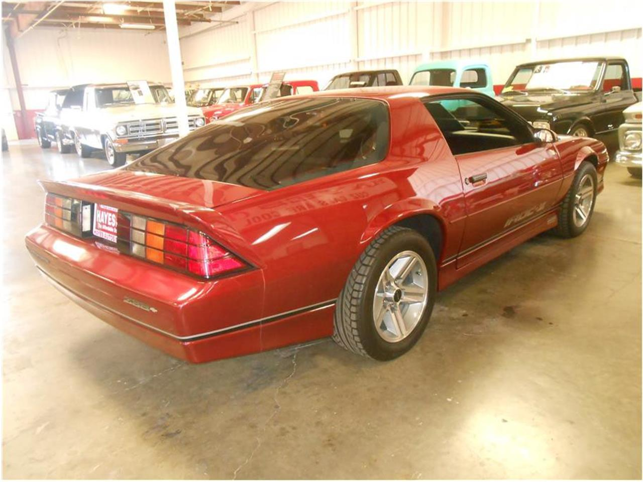 1987 Chevrolet Camaro (CC-1189839) for sale in Roseville, California