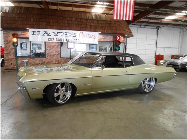 1968 Chevrolet Impala (CC-1189846) for sale in Roseville, California