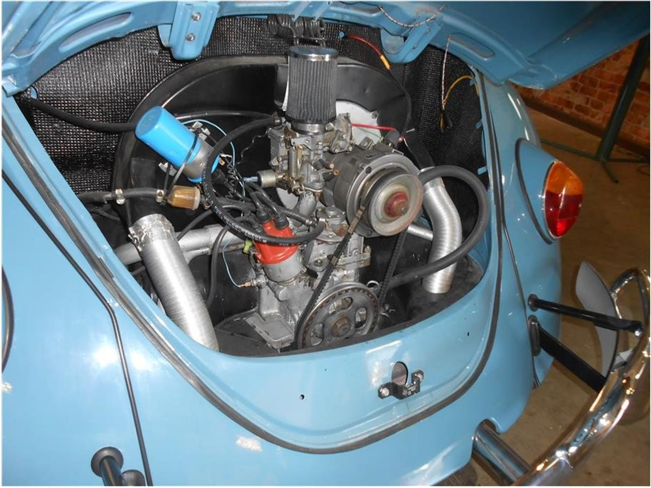 1967 Volkswagen Beetle (CC-1189867) for sale in Roseville, California