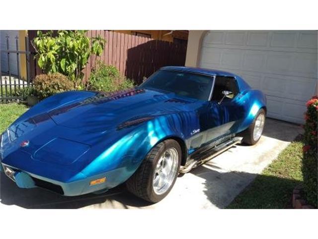 1975 Chevrolet Corvette (CC-1189877) for sale in Miami, Florida