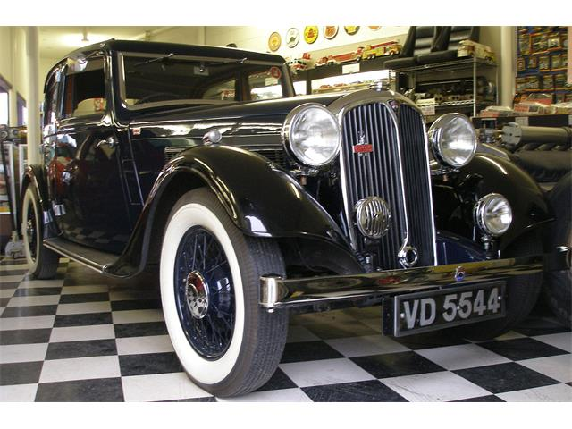 1936 Rover 14 (CC-1189896) for sale in Carnation, Washington