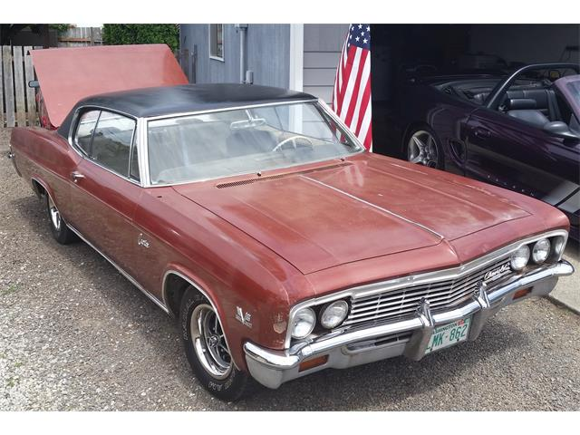 1966 Chevrolet Caprice (CC-1189898) for sale in Carnation, Washington