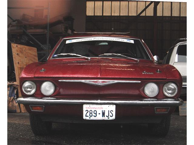 1965 Chevrolet Corvair (CC-1189900) for sale in Carnation, Washington