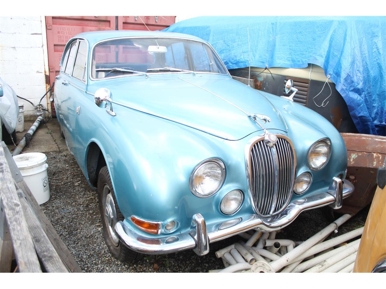 1965 Jaguar 3.8S (CC-1189909) for sale in Carnation, Washington