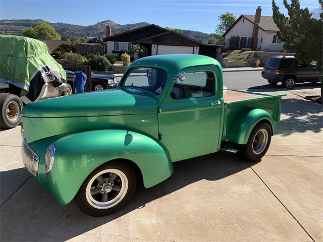 1939 Willys Pickup (CC-1189911) for sale in Spring Valley, California
