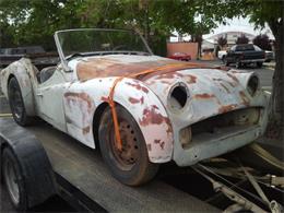 1959 Triumph TR3 (CC-1189914) for sale in CARNATION, Washington