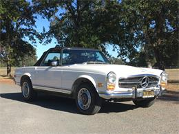 1969 Mercedes-Benz 280SL (CC-1189919) for sale in Red Bluff, California