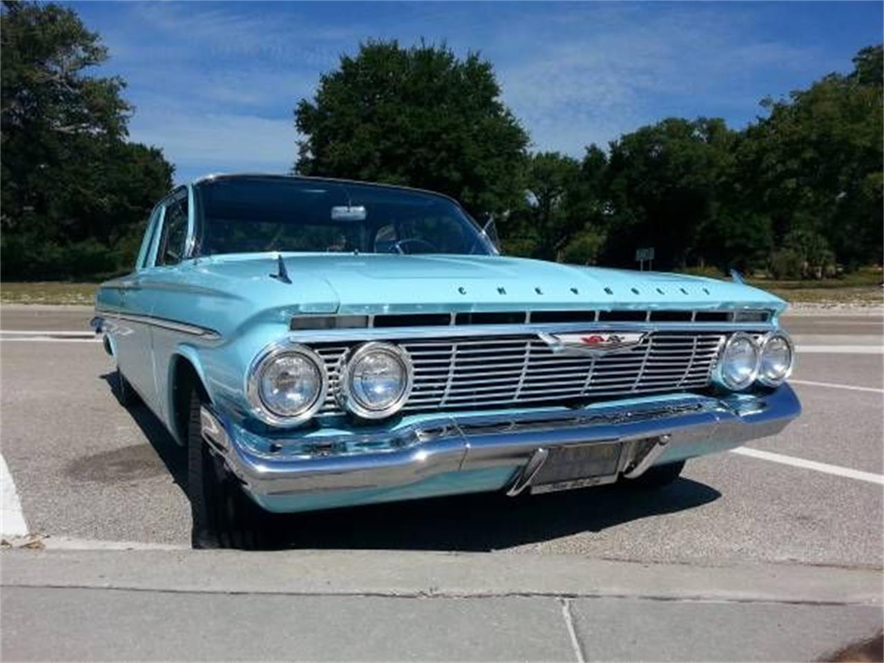1961 Chevrolet Bel Air (CC-1189964) for sale in Cadillac, Michigan