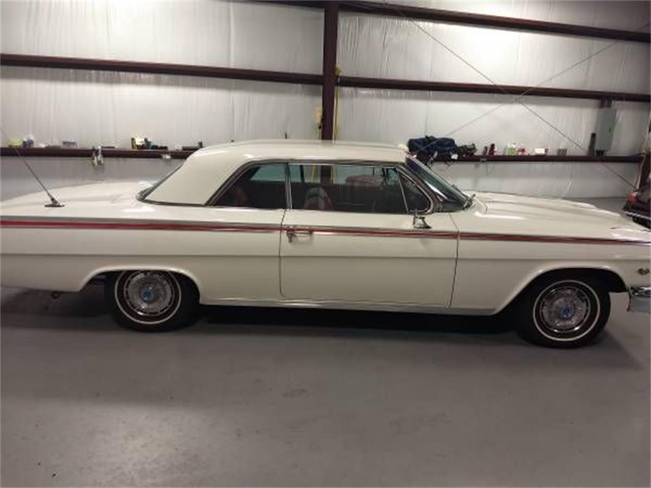 1962 Chevrolet Impala (CC-1189965) for sale in Cadillac, Michigan