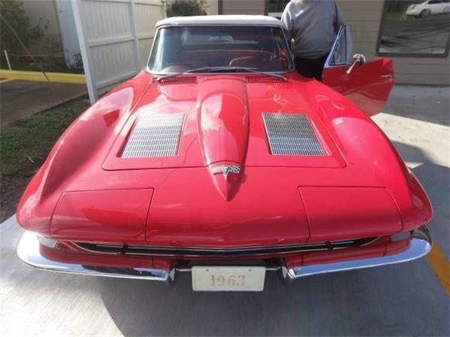 1963 Chevrolet Corvette (CC-1189967) for sale in Cadillac, Michigan