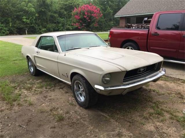 1968 Ford Mustang (CC-1189984) for sale in Cadillac, Michigan