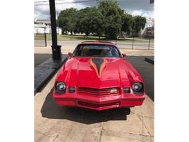 1981 Chevrolet Camaro (CC-1189987) for sale in Cadillac, Michigan