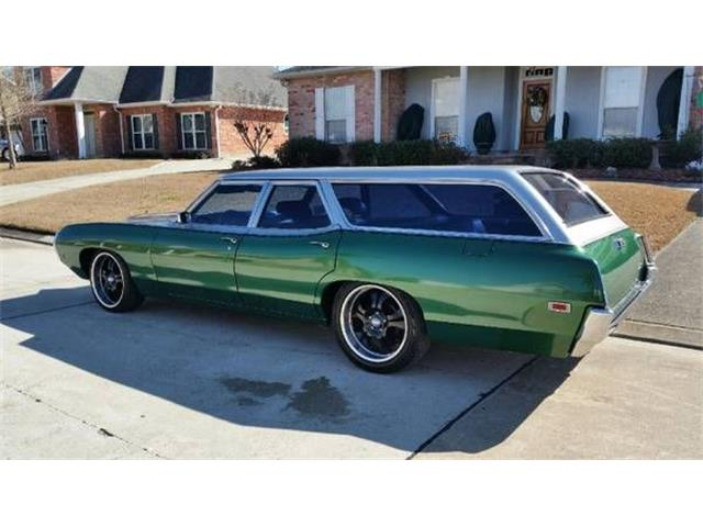 1969 Pontiac Wagon (CC-1189988) for sale in Cadillac, Michigan