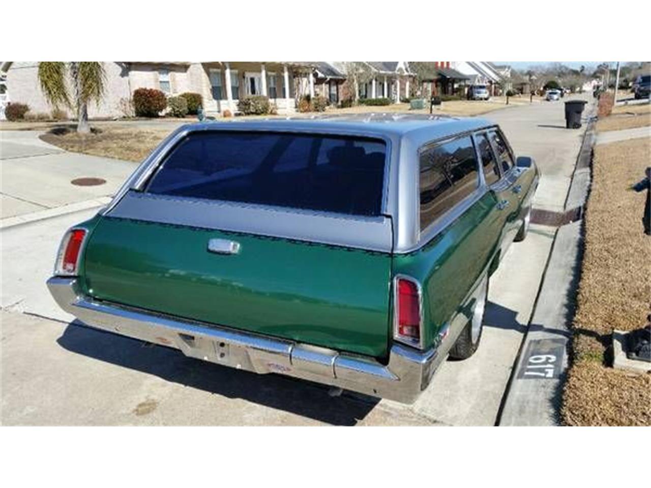 1969 Pontiac Wagon (CC-1189988) for sale in Cadillac, Michigan