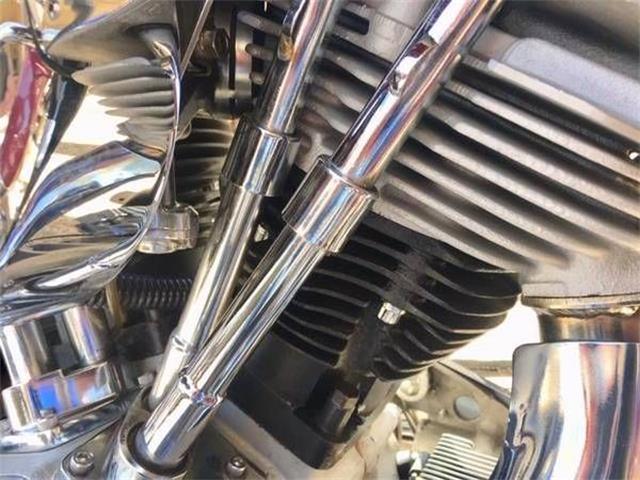 1975 Harley-Davidson Electra Glide (CC-1190000) for sale in Cadillac, Michigan