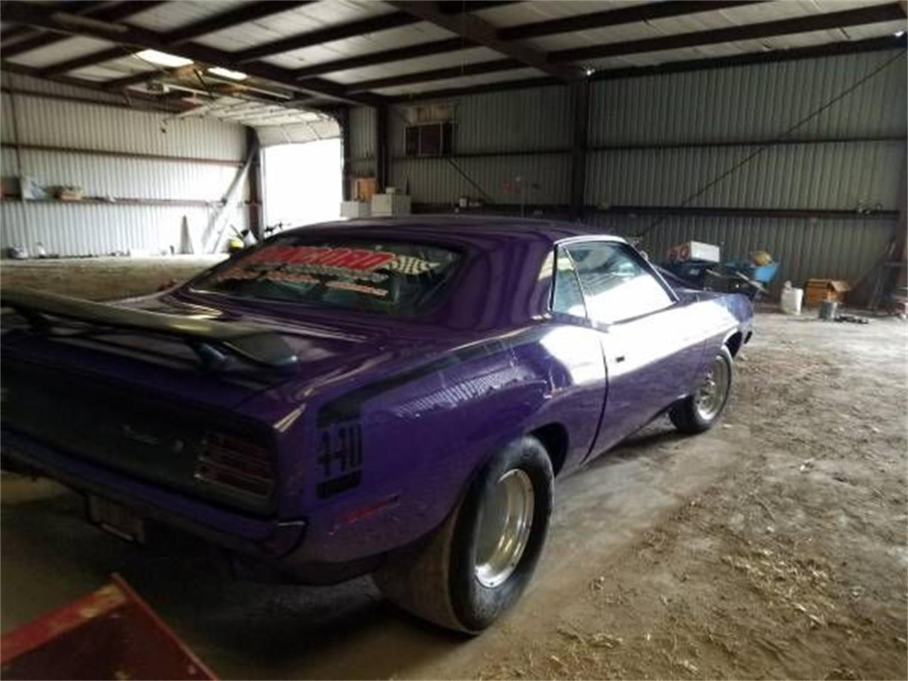 1970 Plymouth Barracuda (CC-1190010) for sale in Cadillac, Michigan
