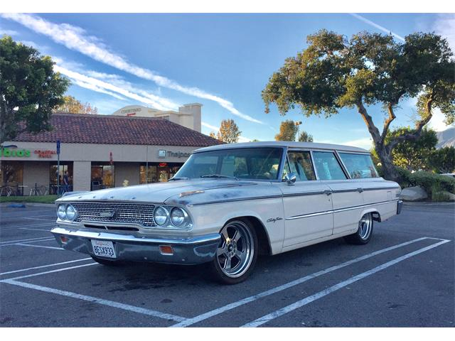 1963 Ford Country Sedan (CC-1191065) for sale in Burbank, California