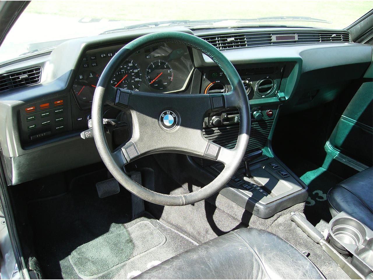 1979 BMW 633csi (CC-1190108) for sale in Richland, Washington