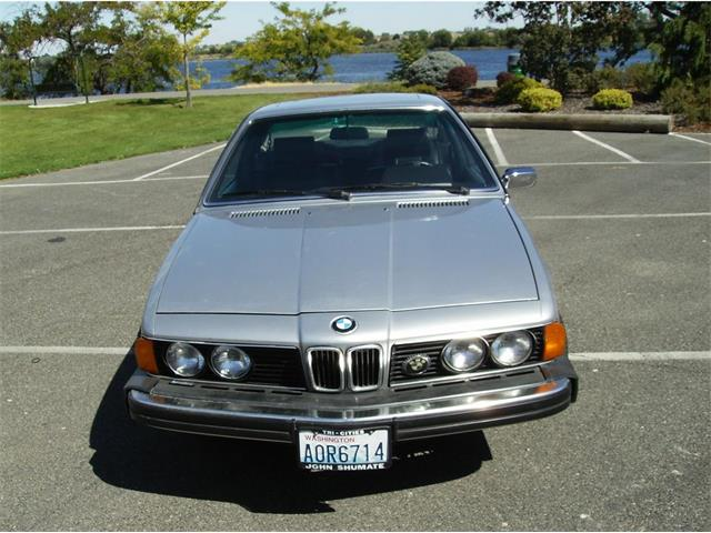 1979 BMW 633csi (CC-1190108) for sale in Richland, Washington