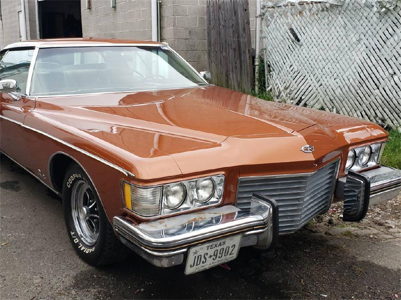 1973 Buick Riviera (CC-1191154) for sale in West Pittston, Pennsylvania