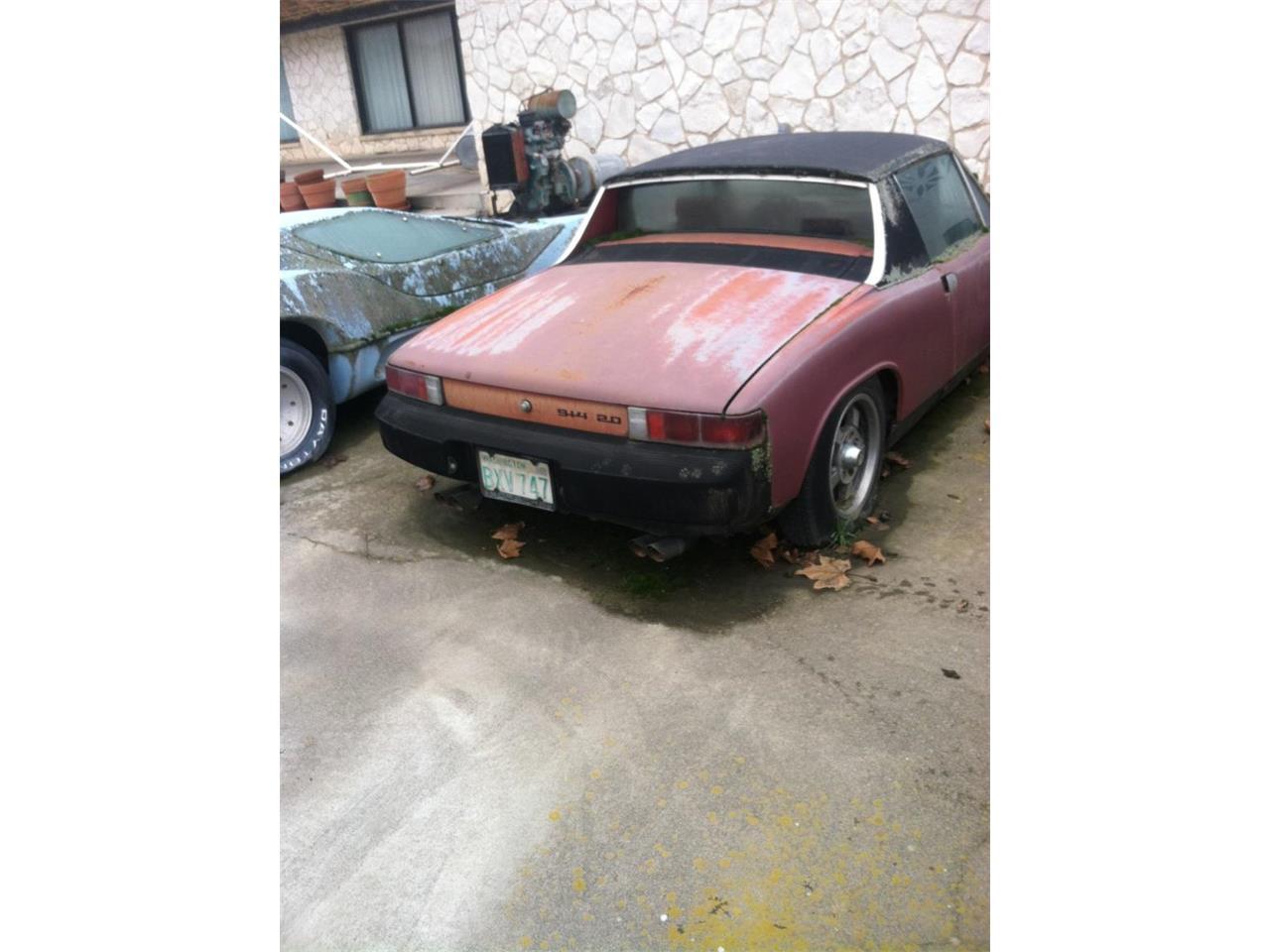 1976 Porsche 914 (CC-1190118) for sale in Carnation, Washington