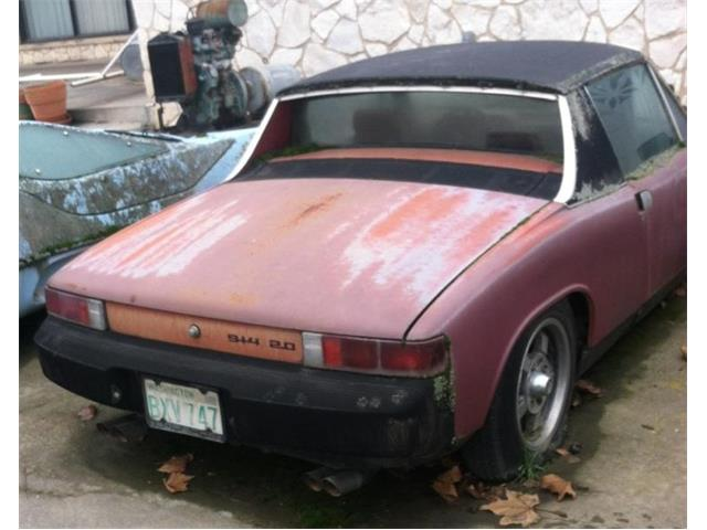 1976 Porsche 914 (CC-1190118) for sale in Carnation, Washington