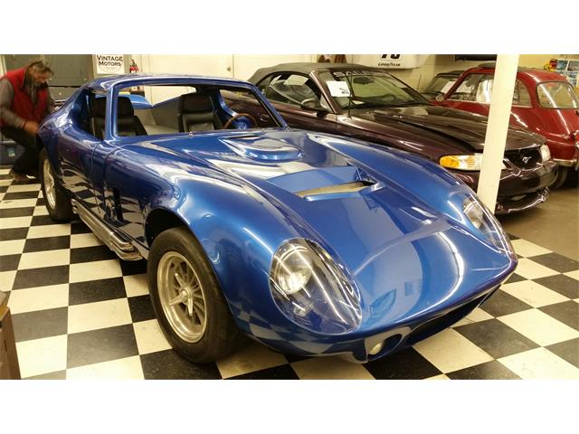 1965 Shelby Daytona (CC-1190121) for sale in Carnation, Washington