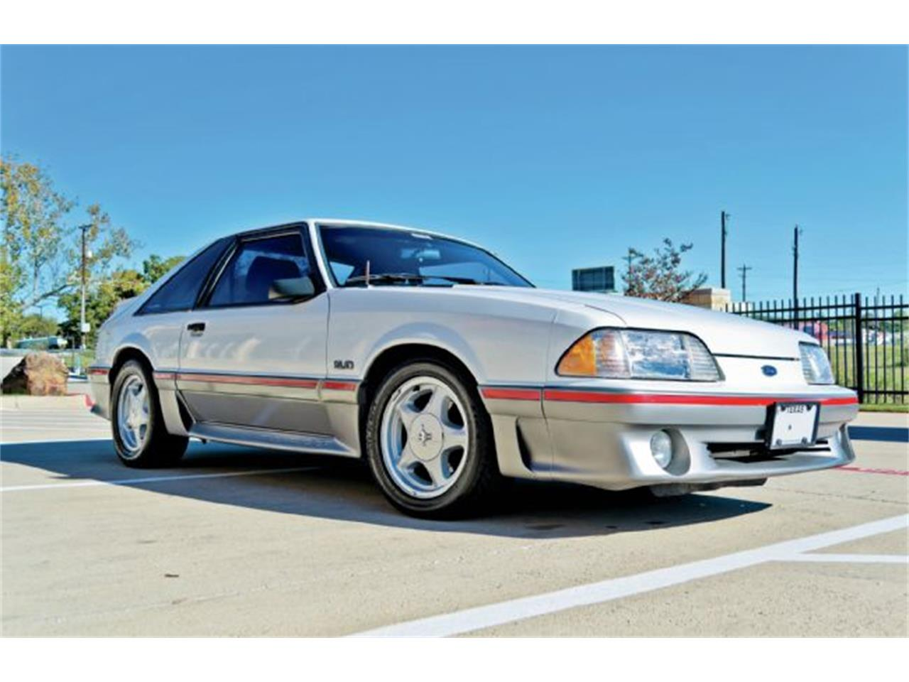 1989 Ford Mustang for Sale   ClassicCars.com   CC-1191246
