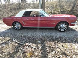 1966 Ford Mustang (CC-1191249) for sale in New Lebanon, Ohio