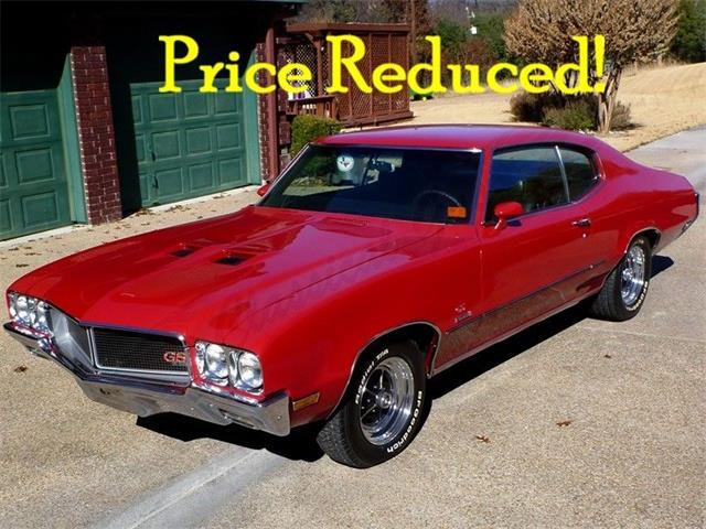 1970 Buick GS 455 (CC-1191382) for sale in Arlington, Texas