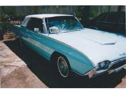 1963 Ford Thunderbird (CC-1191439) for sale in Cadillac, Michigan