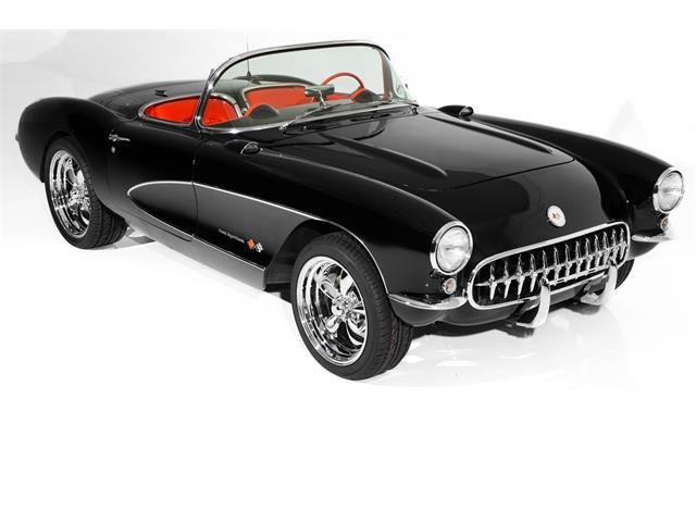 1957 Chevrolet Corvette (CC-1190144) for sale in Des Moines, Iowa