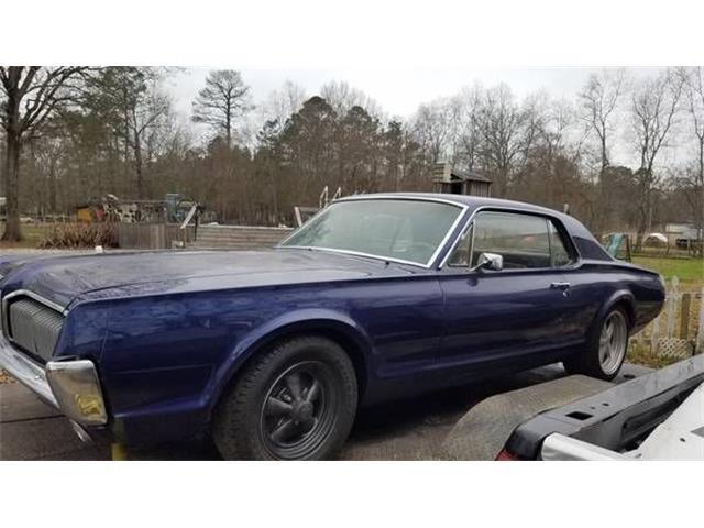 1967 Mercury Cougar (CC-1191447) for sale in Cadillac, Michigan
