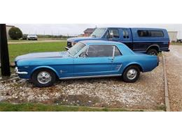 1966 Ford Mustang (CC-1191492) for sale in Cadillac, Michigan